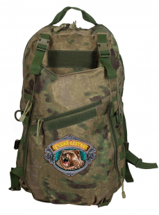 Надежный мужской рюкзак с нашивкой Лучший Охотник - купить онлайн