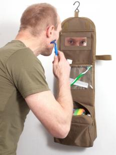 Надежный несессер с шевроном ВВС