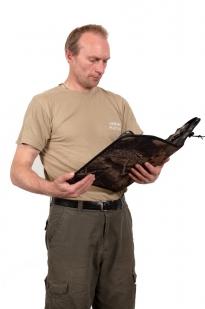 Надежный офицерский планшет с нашивкой ДПС - заказать в подарок
