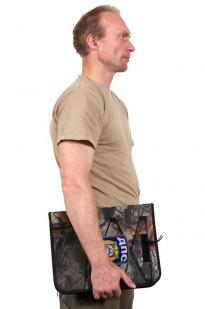 Надежный офицерский планшет с нашивкой ДПС - заказать в Военпро
