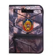 Надежный офицерский планшет с нашивкой УГРО