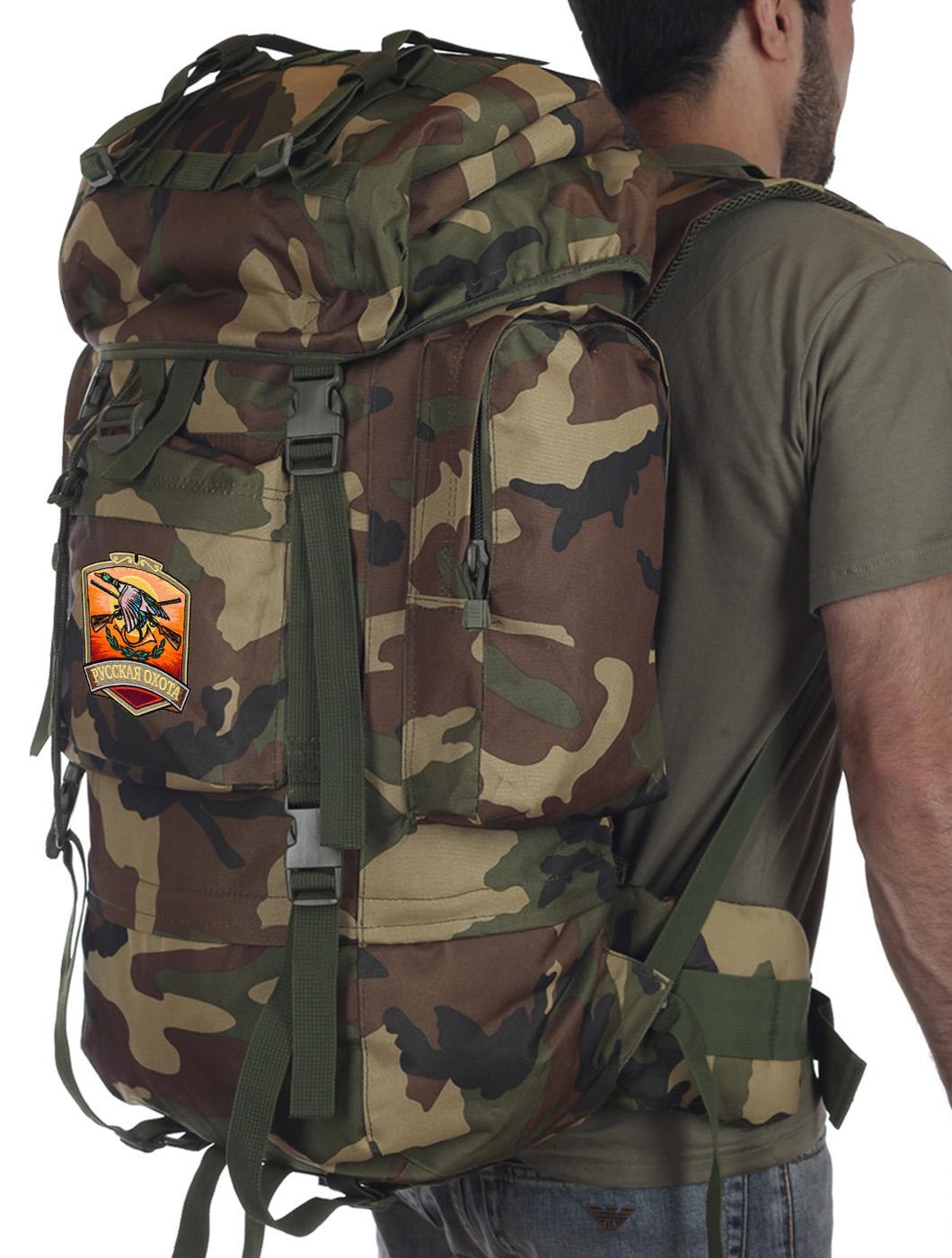 Надежный охотничий рюкзак CCE Русская Охота