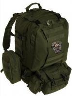 Купить надежный походный рюкзак с нашивкой Охотничьего спецназа
