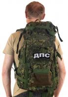 Надежный рейдовый рюкзак с нашивкой ДПС - заказать по лучшей цене