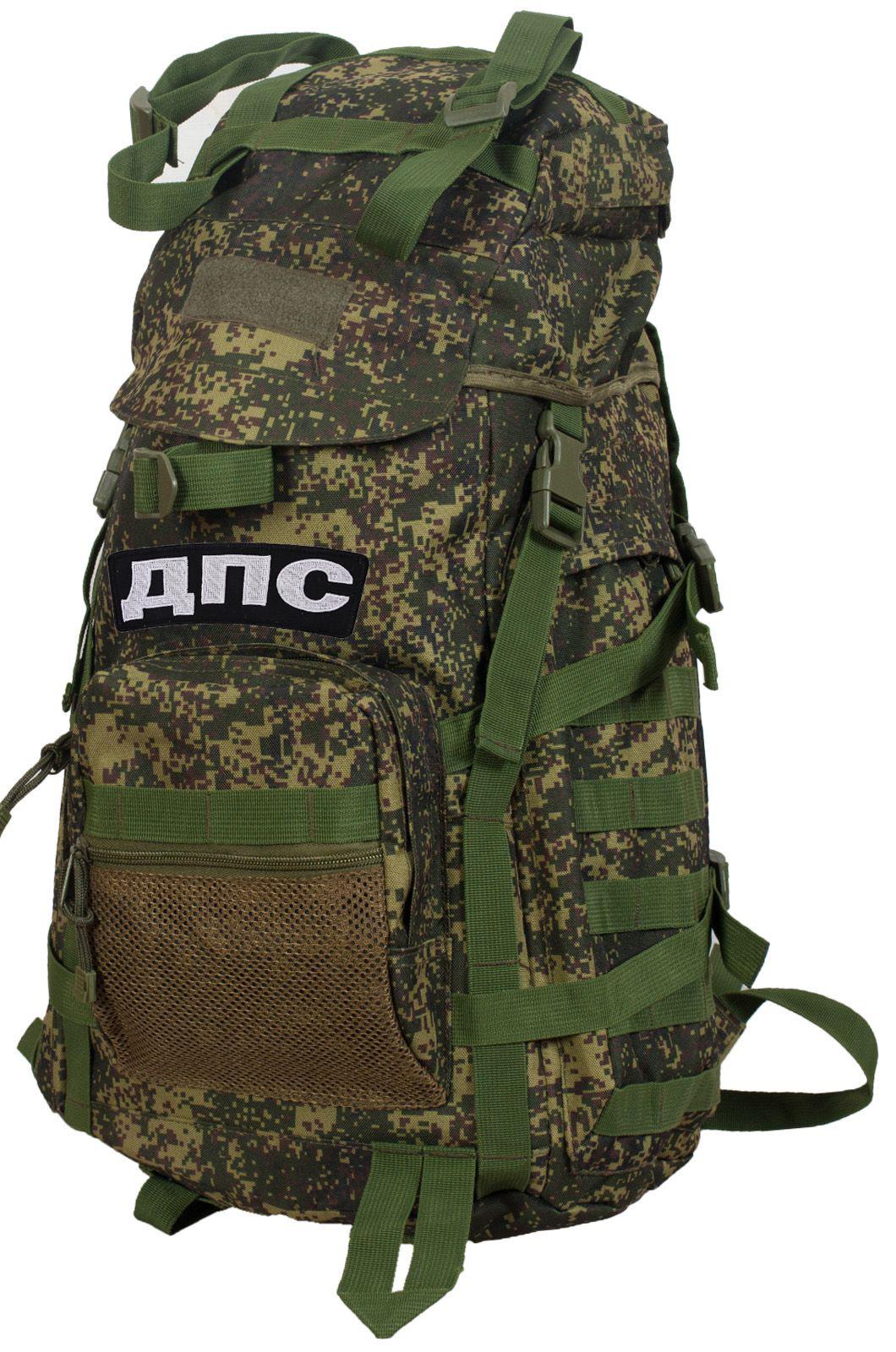Надежный рейдовый рюкзак с нашивкой ДПС - заказать в подарок
