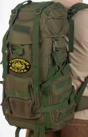 Надежный рейдовый рюкзак с нашивкой Танковые Войска