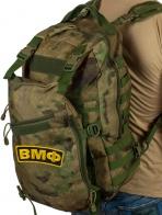 Надежный рейдовый рюкзак с нашивкой ВМФ - купить в подарок