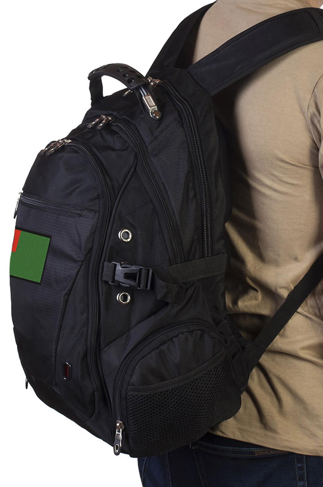 Надежный рюкзак Погранвойска.