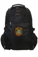 Надежный рюкзак с нашивкой Афган.