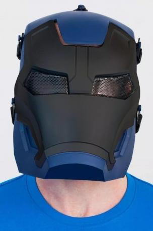 Надежный шлем Железного человека