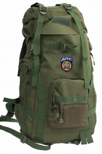 Надежный штурмовой рюкзак с нашивкой ДПС - купить с доставкой