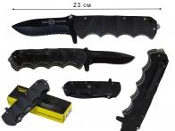 """Надёжный тактический нож """"Fire Fighter"""""""