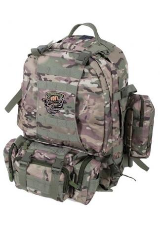 Надежный тактический рюкзак с эмблемой Рыболовных войск