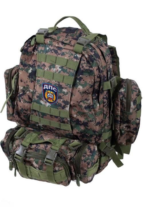 Надежный тактический рюкзак с нашивкой ДПС - заказать с доставкой