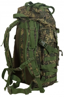 Надежный тактический рюкзак с нашивкой Погранслужба - заказать с доставкой