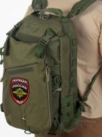 Надежный тактический рюкзак с нашивкой Полиция России