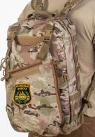 Надежный тактический рюкзак с нашивкой Танковые Войска