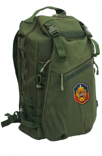 Надежный тактический рюкзак с нашивкой УГРО - заказать выгодно