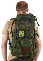 Надежный тактический рюкзак с нашивкой ВКС