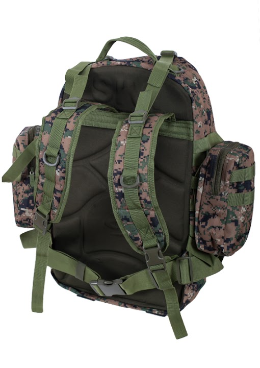 Надежный тактический рюкзак US Assault УГРО - купить в подарок