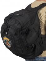 Надежный трехдневный рюкзак с нашивкой Лучший Охотник