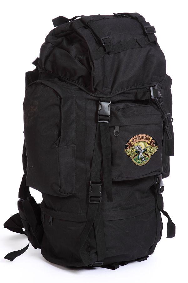 Надежный туристический рюкзак с нашивкой Ни пуха, Ни пера! - купить выгодно