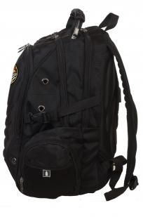Надежный вместительный рюкзак с нашивкой МОРПЕХ - купить в розницу