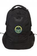 Надежный вместительный рюкзак с нашивкой Спецназ ГРУ