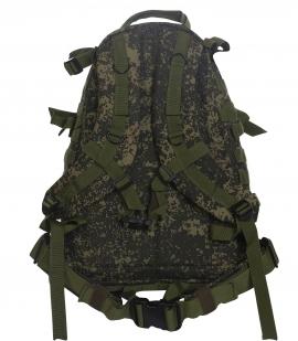 """Надёжный военный рюкзак (русский камуфляж """"Цифра"""") - по выгодной цене"""