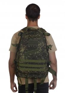 """Надёжный военный рюкзак (русский камуфляж """"Цифра"""") - заказать в Военпро"""