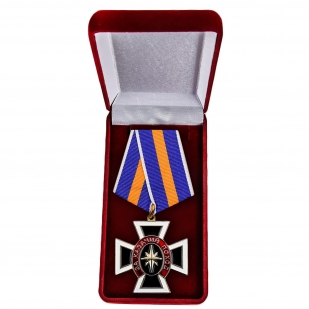 """Наградной крест """"За казачий поход"""""""