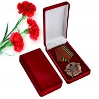 Наградной орден Победы на колодке