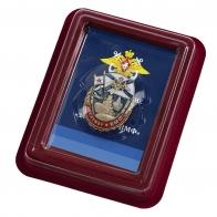Наградной знак За службу в ВМФ - в футляре