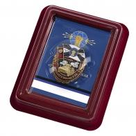 Наградной знак За службу в войсках РЭБ - в футляре