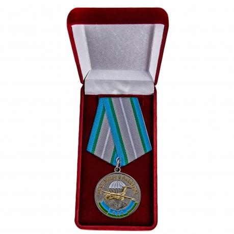 Наградная медаль За службу в разведке ВДВ