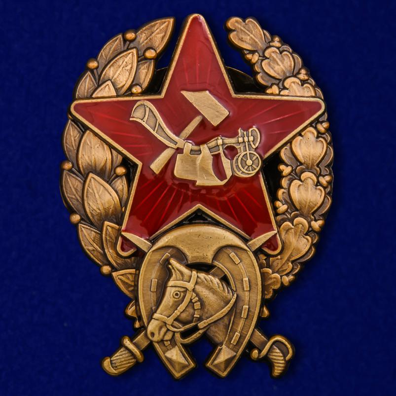 Знак Красного командира-кавалериста РККА (1918-1922)