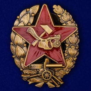 """Знак """"Красный командир пулемётных частей РККА"""" (1918-1922)"""