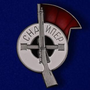"""Знак """"Снайпер"""" 1926 года"""
