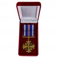 Нагрудный крест летных заслуг (США) - в футляре