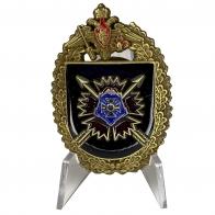 Нагрудный знак 10-я отдельная бригада специального назначения ГРУ на подставке