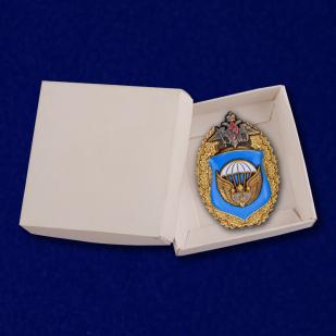 """Нагрудный знак """"106-я гвардейская воздушно-десантная дивизия ВДВ"""" с доставкой"""