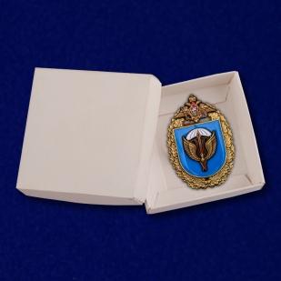 """Нагрудный знак """"31-я отдельная гвардейская десантно-штурмовая бригада"""" с доставкой"""