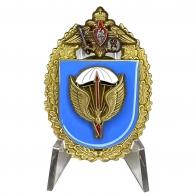 Нагрудный знак 31-я отдельная гвардейская десантно-штурмовая бригада (в/ч 73612) на подставке
