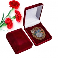 Нагрудный знак 54 Приаргунский Краснознамённый Пограничный отряд