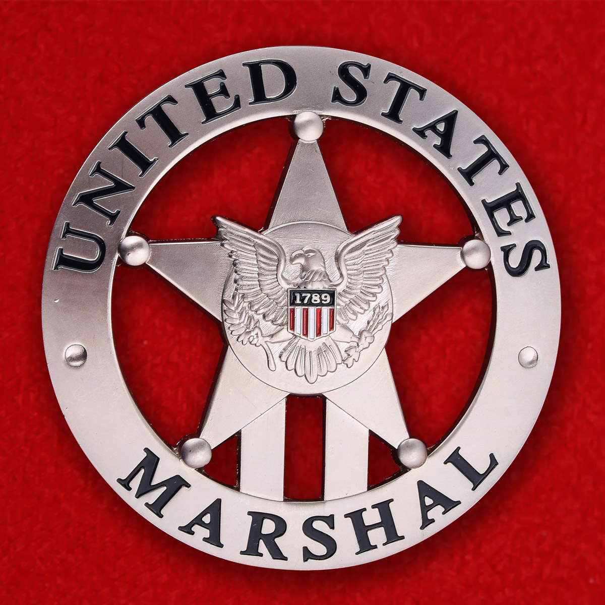 Нагрудный знак маршала США
