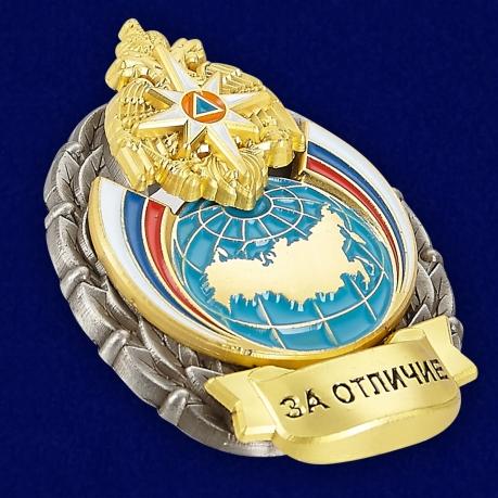 Наградная символика спасателей МЧС