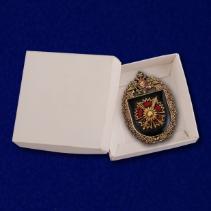 Нагрудный знак Разведывательного батальона ОсНаз ГРУ с доставкой