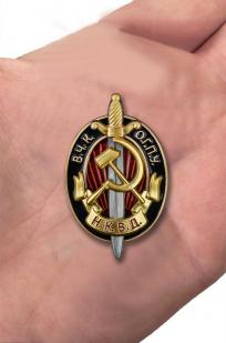 Заказать нагрудный знак ВЧК-ОГПУ-НКВД