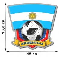 Наклейка ARGENTINA
