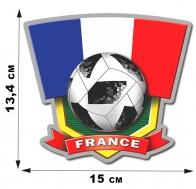 Наклейка FRANCE